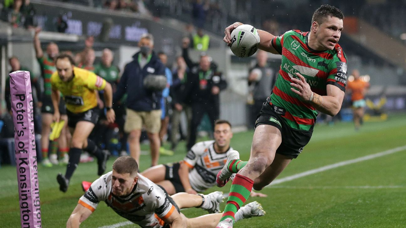 Rabbitohs Win Despite Adam Reynolds Horror Kicking Night