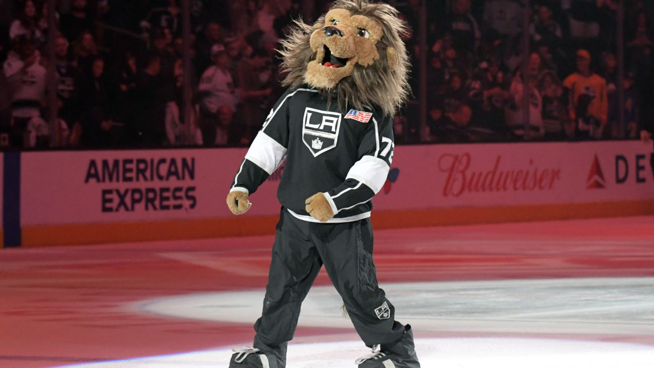Los Angeles Kings Fire Mascot Performer Facing Sexual Harassment Suit