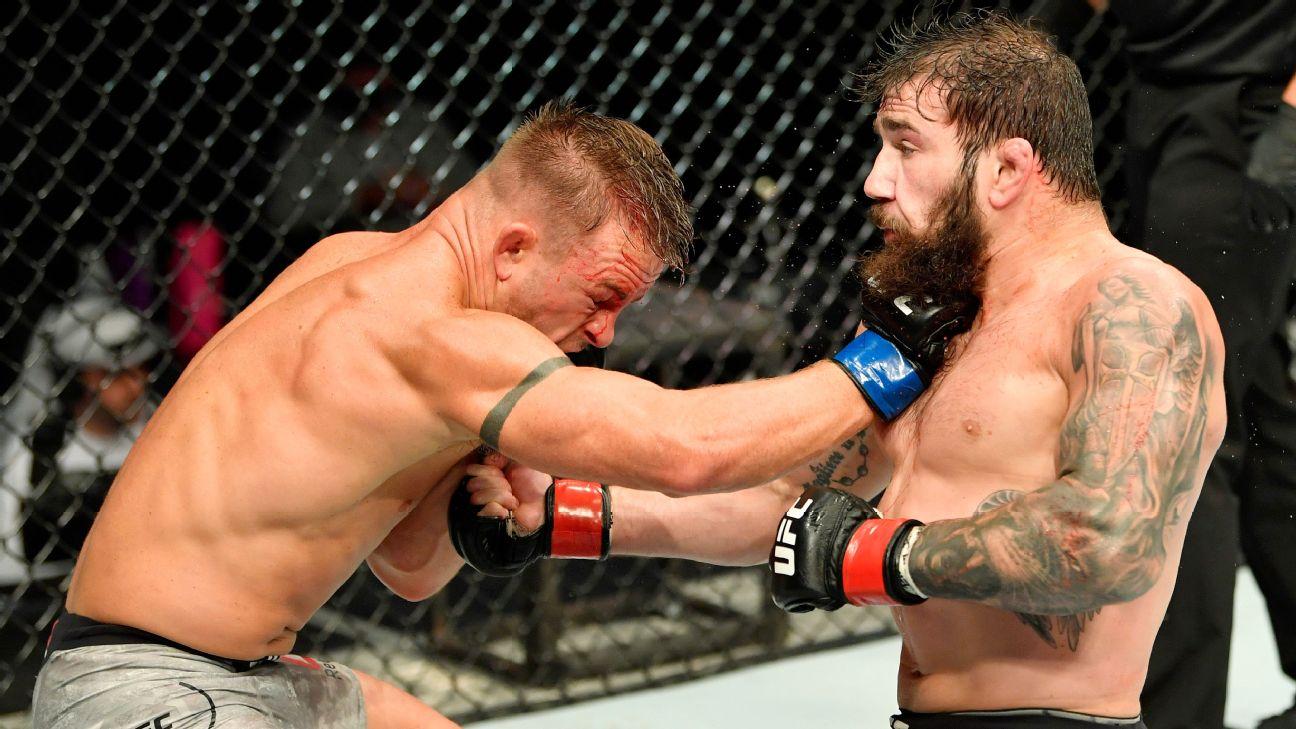 UFC Fight Night -- Jimmie Rivera, Khamzat Chimaev make statements ...
