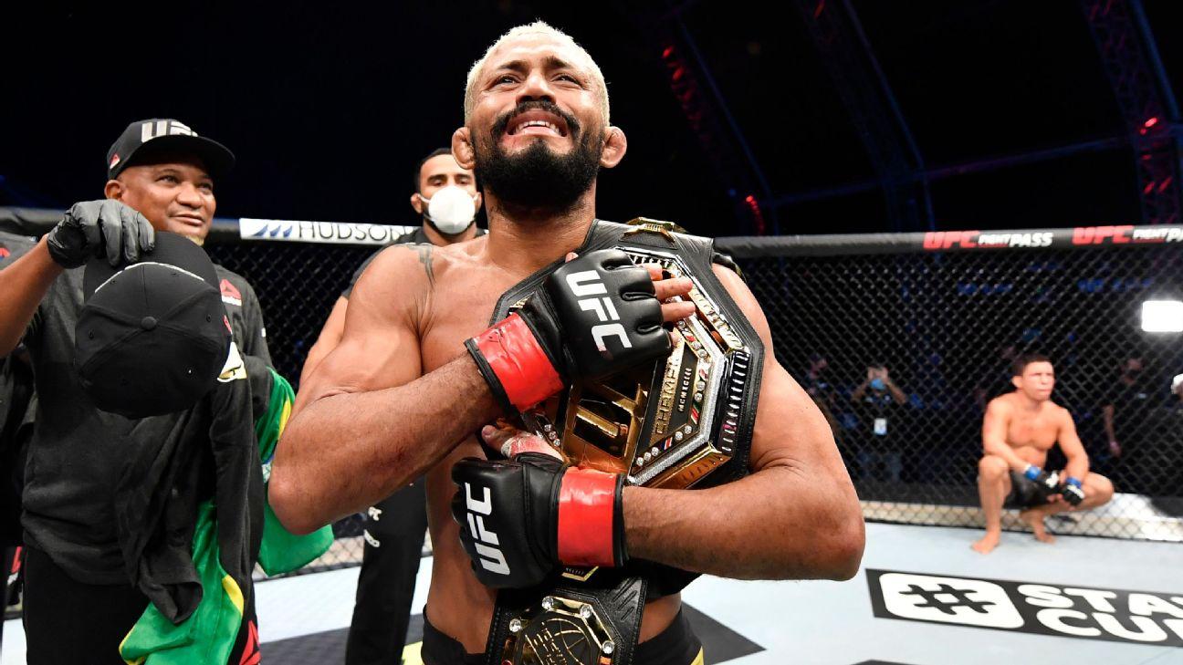 UFC: Deiveson dá surra em Benavidez com 2 knockdowns e 4 ...