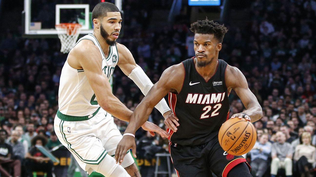 5-5 de NBA Playoffs: Miami Heat vs. Boston Celtics en la final del Este -  análisis, claves y pronósticos