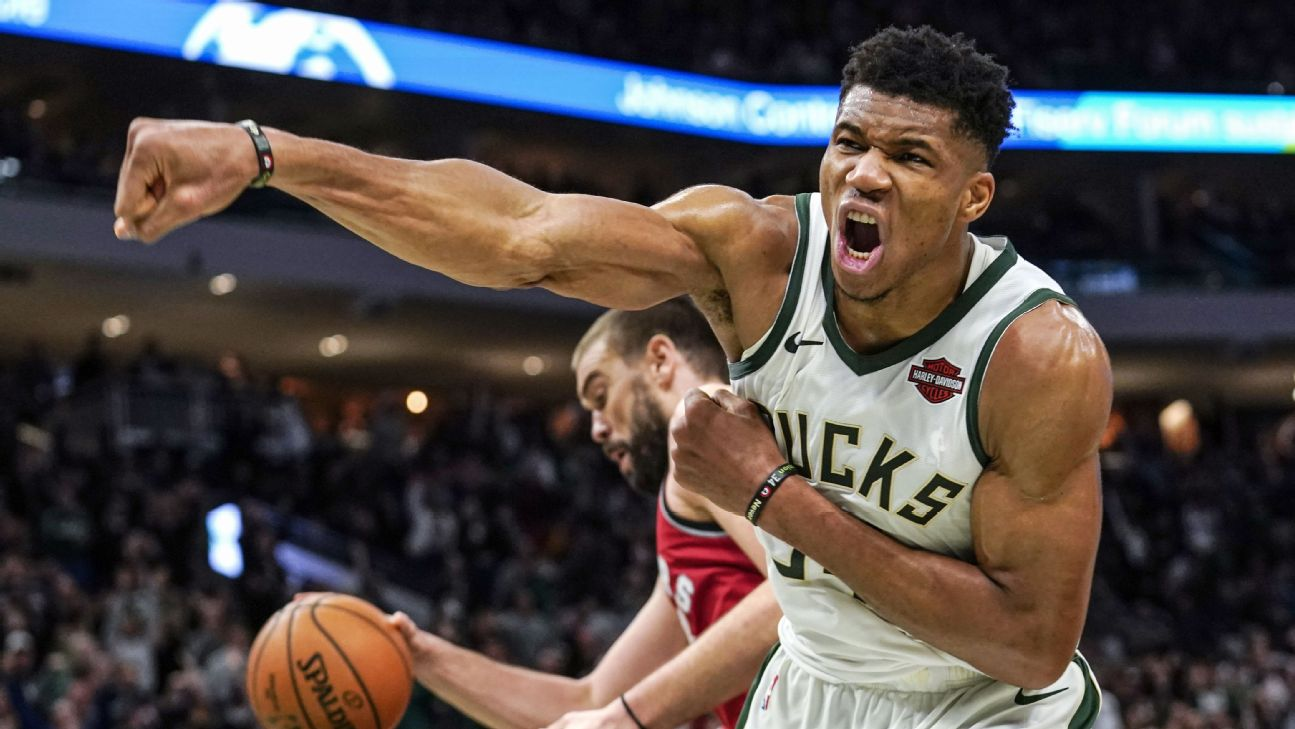 Lowe: LeBron vs. Giannis, Ja vs. Zion and the big awards debates