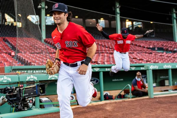 Sources: Red Sox sending Benintendi to Royals