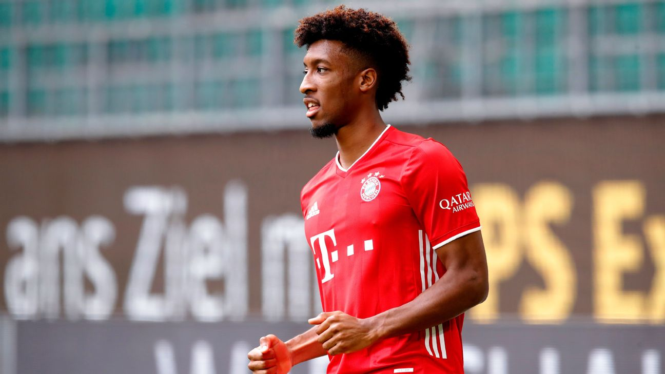 LIVE Transfer Talk: Barca see Coman as Dembele replacement