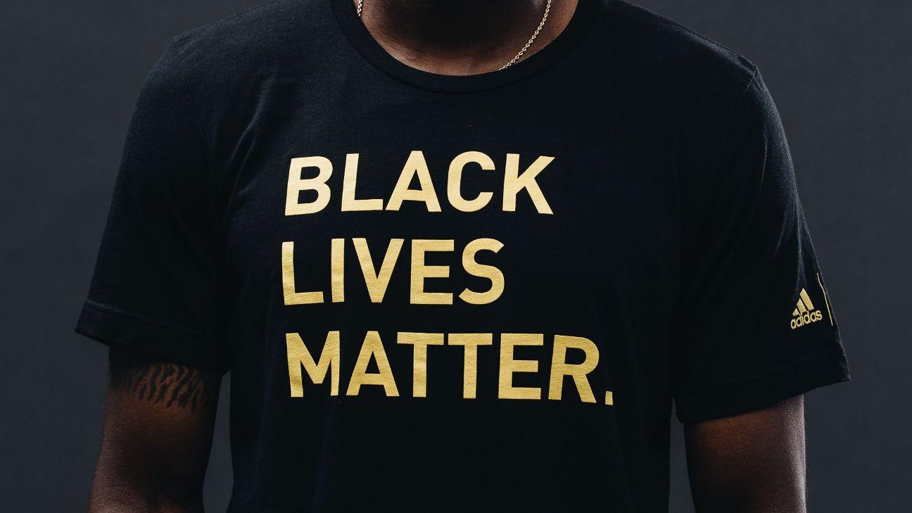 Black Lives Matter List T-Shirts LookHUMAN
