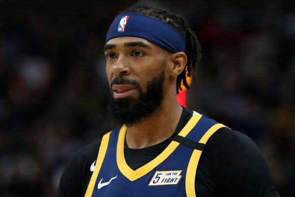 Conley out again for Jazz as series shifts to L.A.