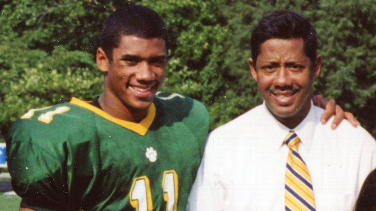 Why Not You Late Father Still Inspires Seattle Seahawks Russell Wilson