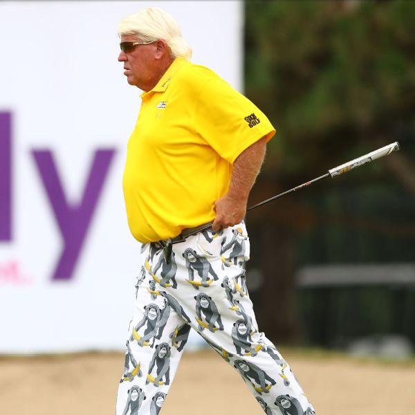 Daly, Singh among 12 skipping PGA Champ.
