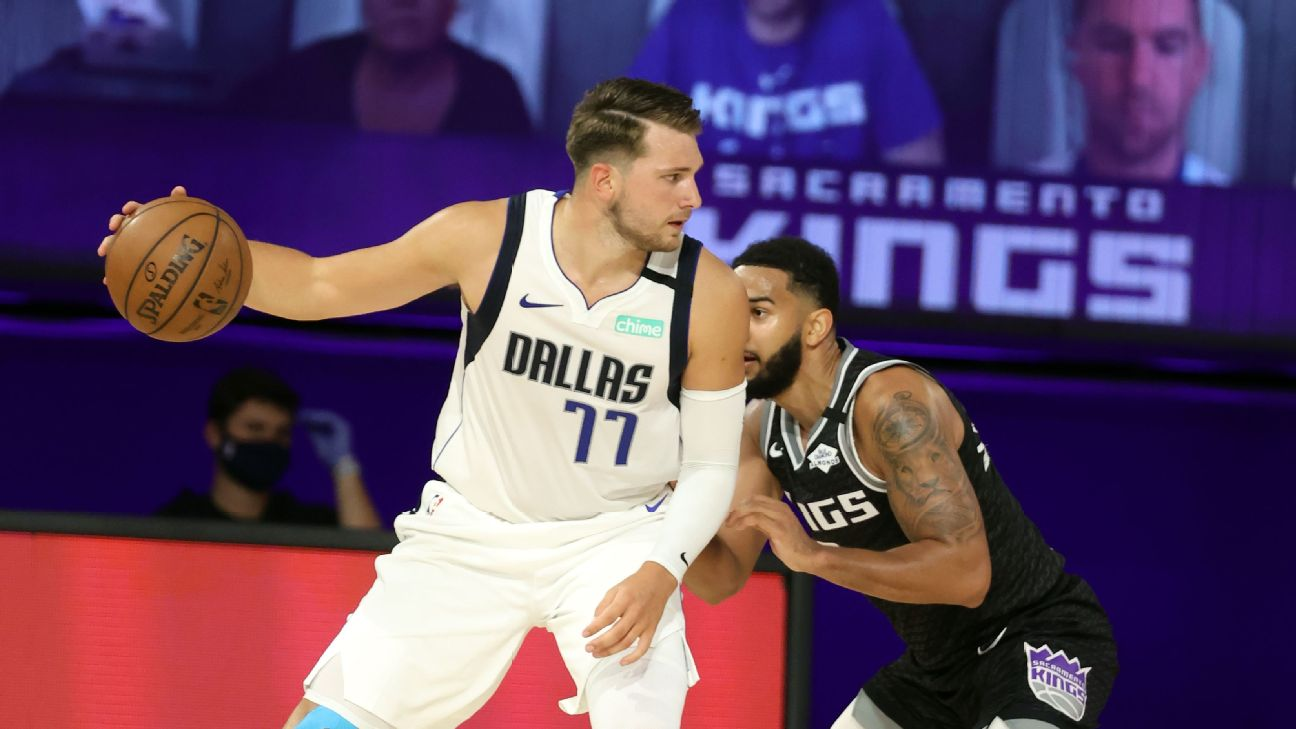 Why These Nba Seeding Games Matter For Luka Doncic And The Dallas Mavericks