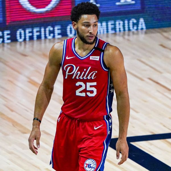 76ers' Simmons likely out for season, sources say