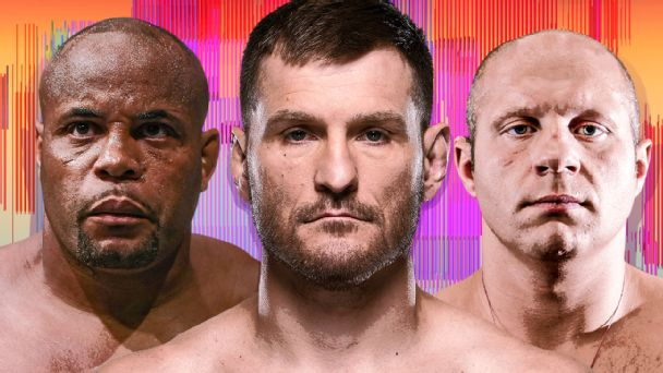 Will Cormier-Miocic 3 determine heavyweight GOAT? 10 former champs make the case