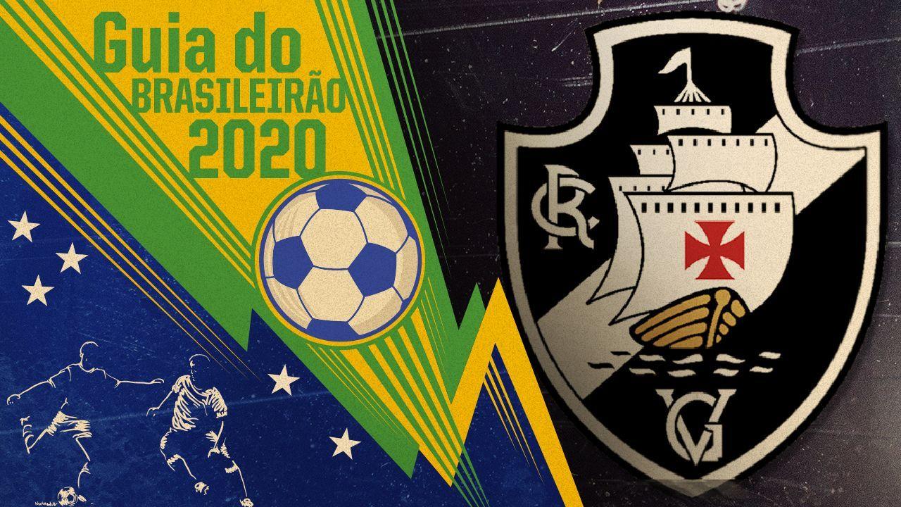 Guia Do Brasileirao 2020 Vasco Veja Qual E A Cotacao Espn Fox E Como O Time Chega Para O Torneio