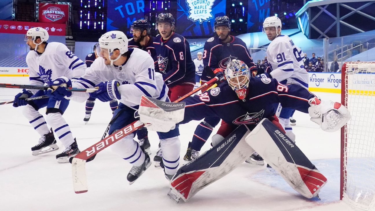 Nhl Playoffs Daily 2020 Win Or Go Home For Toronto Maple Leafs Columbus Blue Jackets