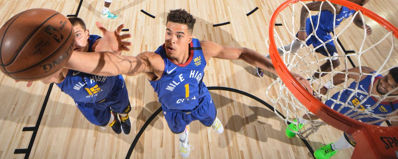 Lowe's 10 NBA bubble things: Michael Porter Jr., Zion Williamson and a power rising in the East