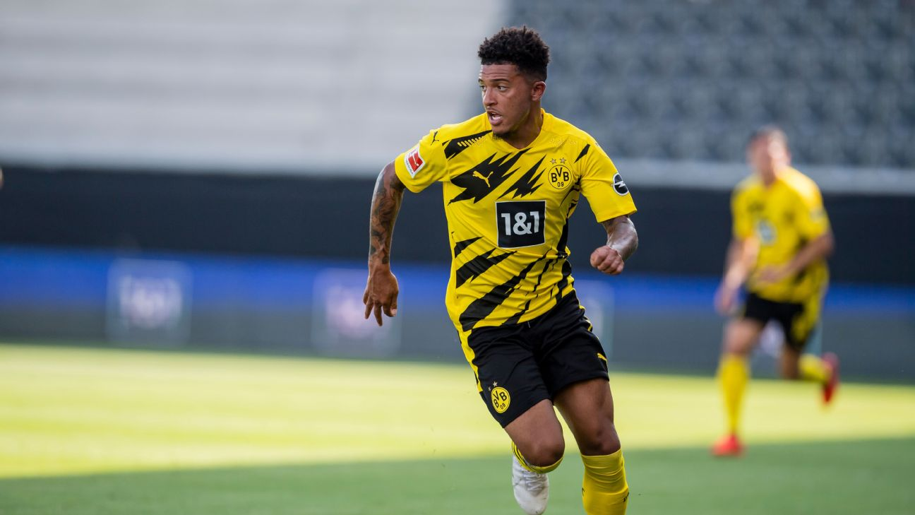 Sources: Man Utd to fight until end for Sancho