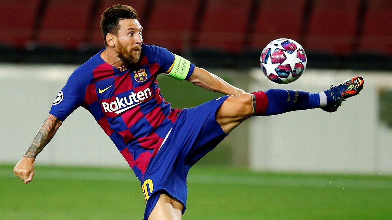 Sources: Man City crunch numbers for Messi deal