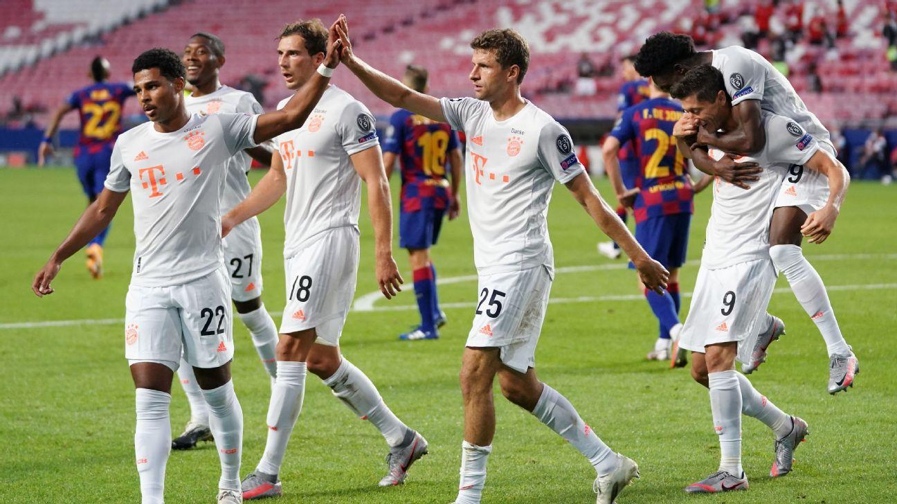 Champions League Semifinal Preview Can Lyon Stop Mighty Bayern Munich