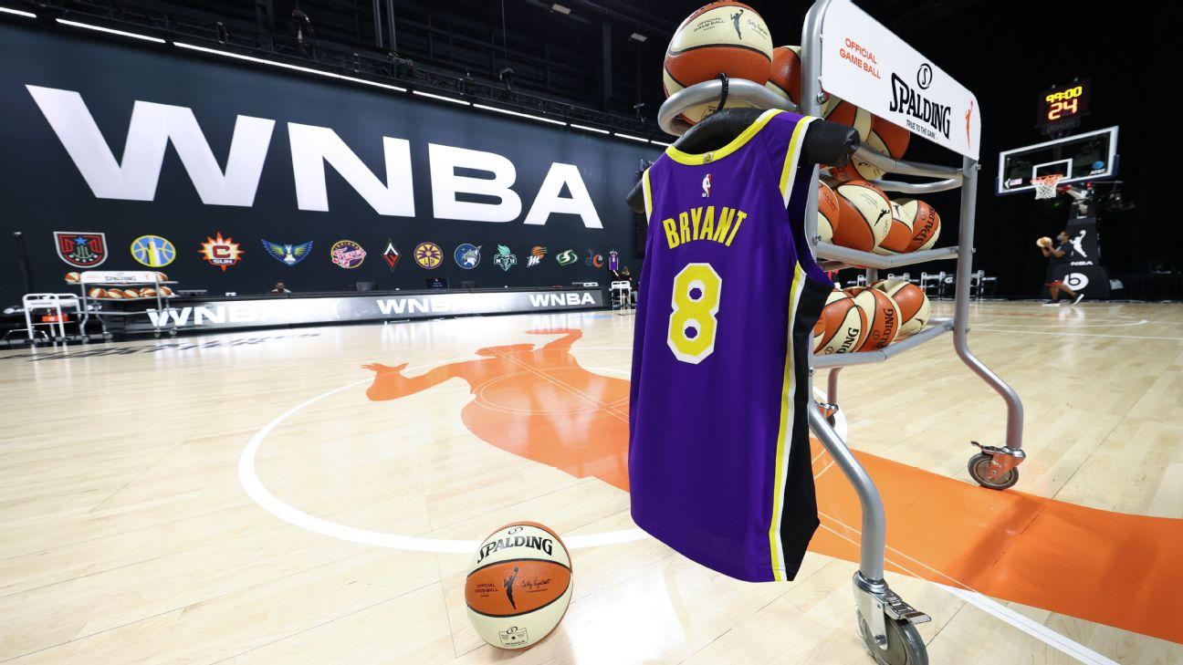 Wnba Players Pay Tribute To Kobe Bryant On His Birthday