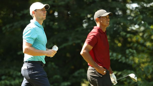 Tiger, Rory, Brooks, Jordan and Phil: This isn't the best time for some of golf's biggest names