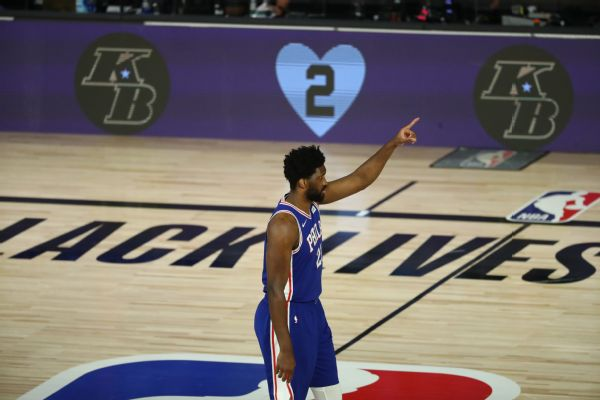 Embiid pondering 76ers future after playoff exit