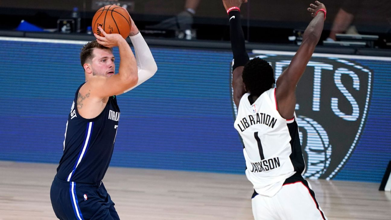 The NBA's best praise Luka's double-bang after buzzer beater