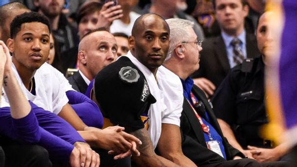 The gadget Kobe wanted to keep a secret