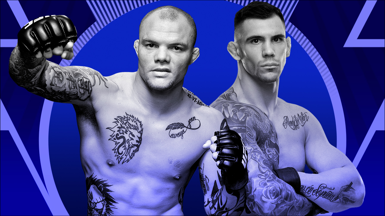 Ufc Fight Night Viewers Guide Anthony Smith And His Toughness Are Back For More