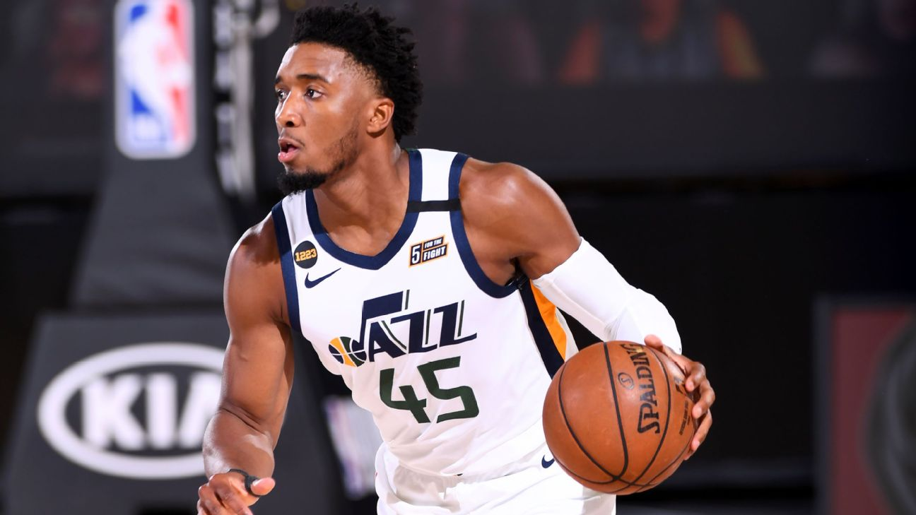 Follow Live: Donovan Mitchell and the Jazz look to close out Denver in Game 6