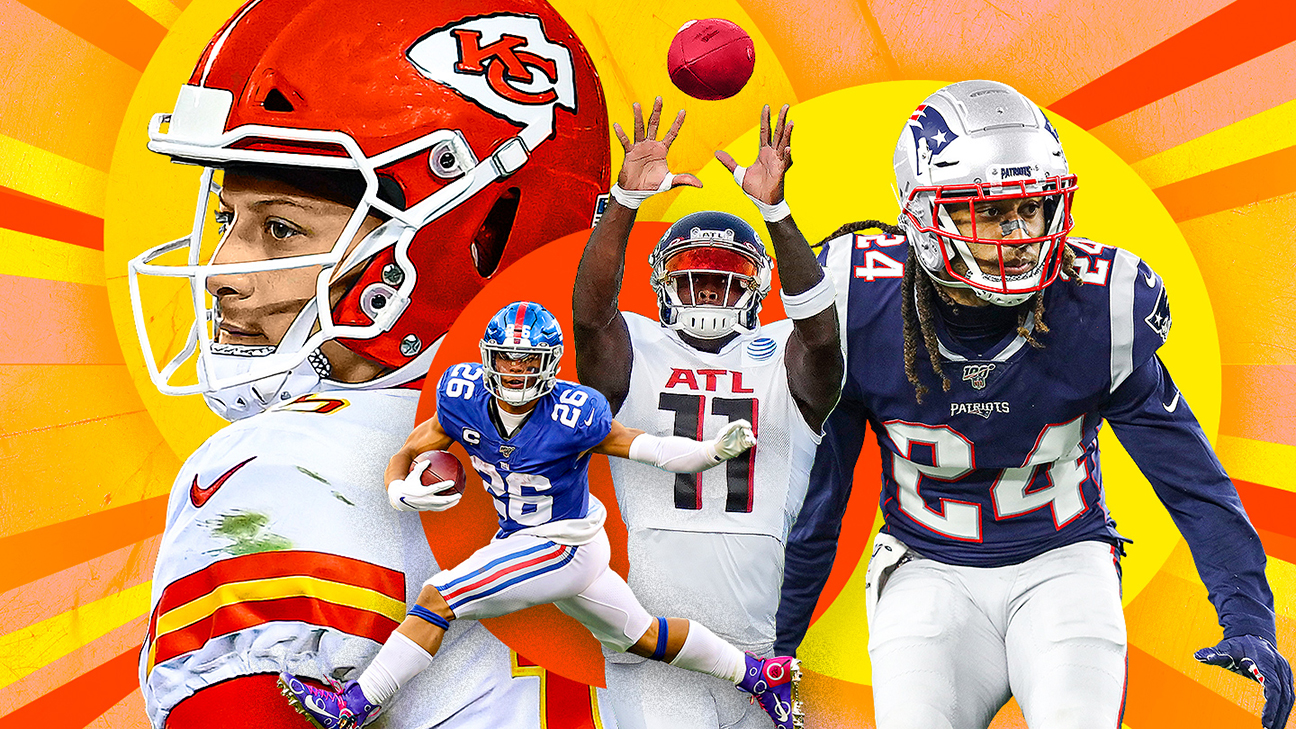 NFL Rank - Predicting the best 100 players for the 2020 NFL season