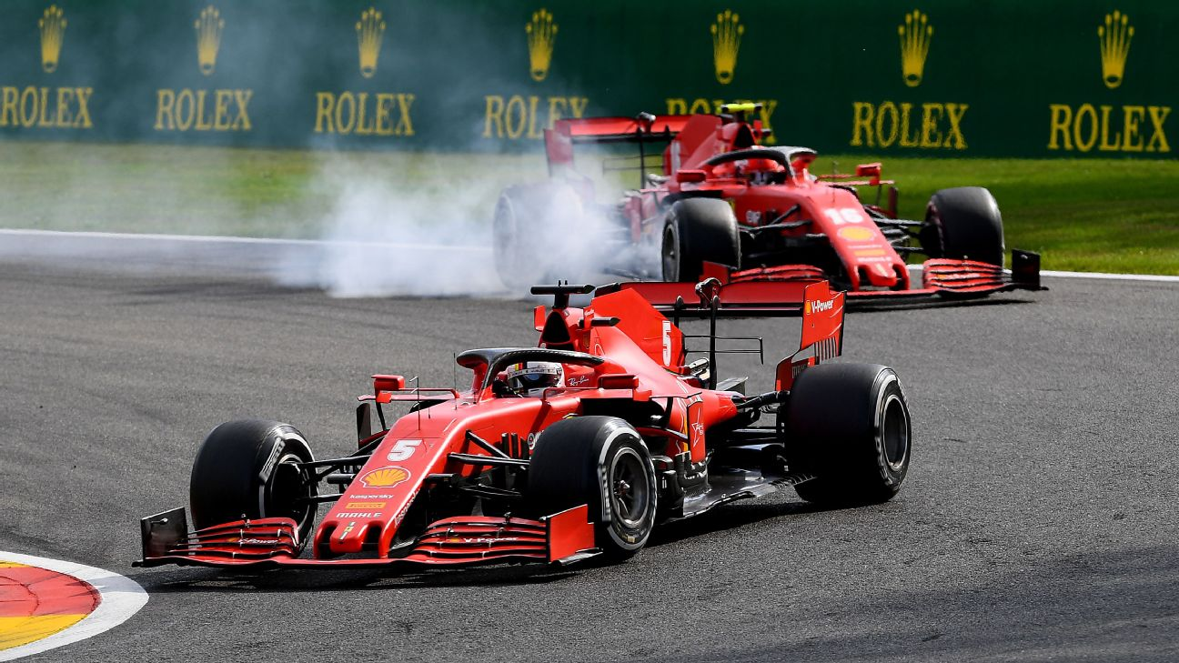 Why Ferrari Hit A New Low At Spa Francorchamps