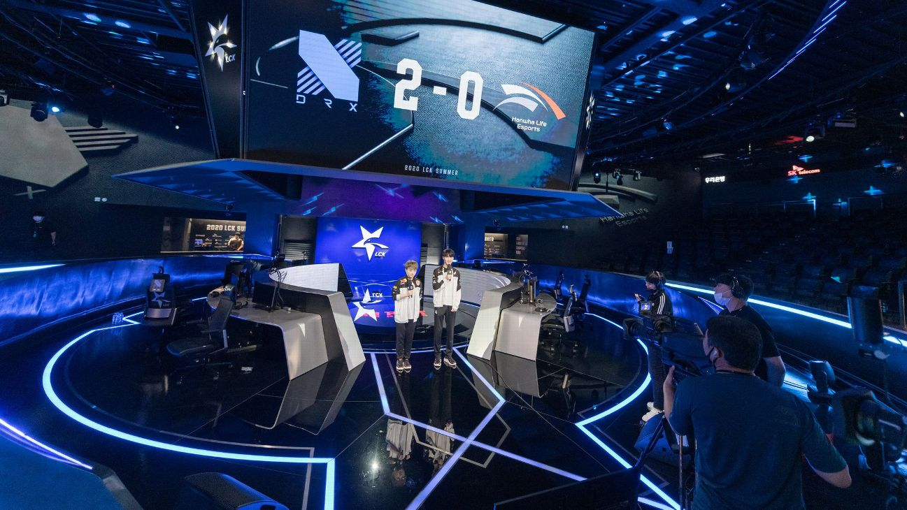 Group stages complete, quarterfinals set: LoL worlds Group D recap