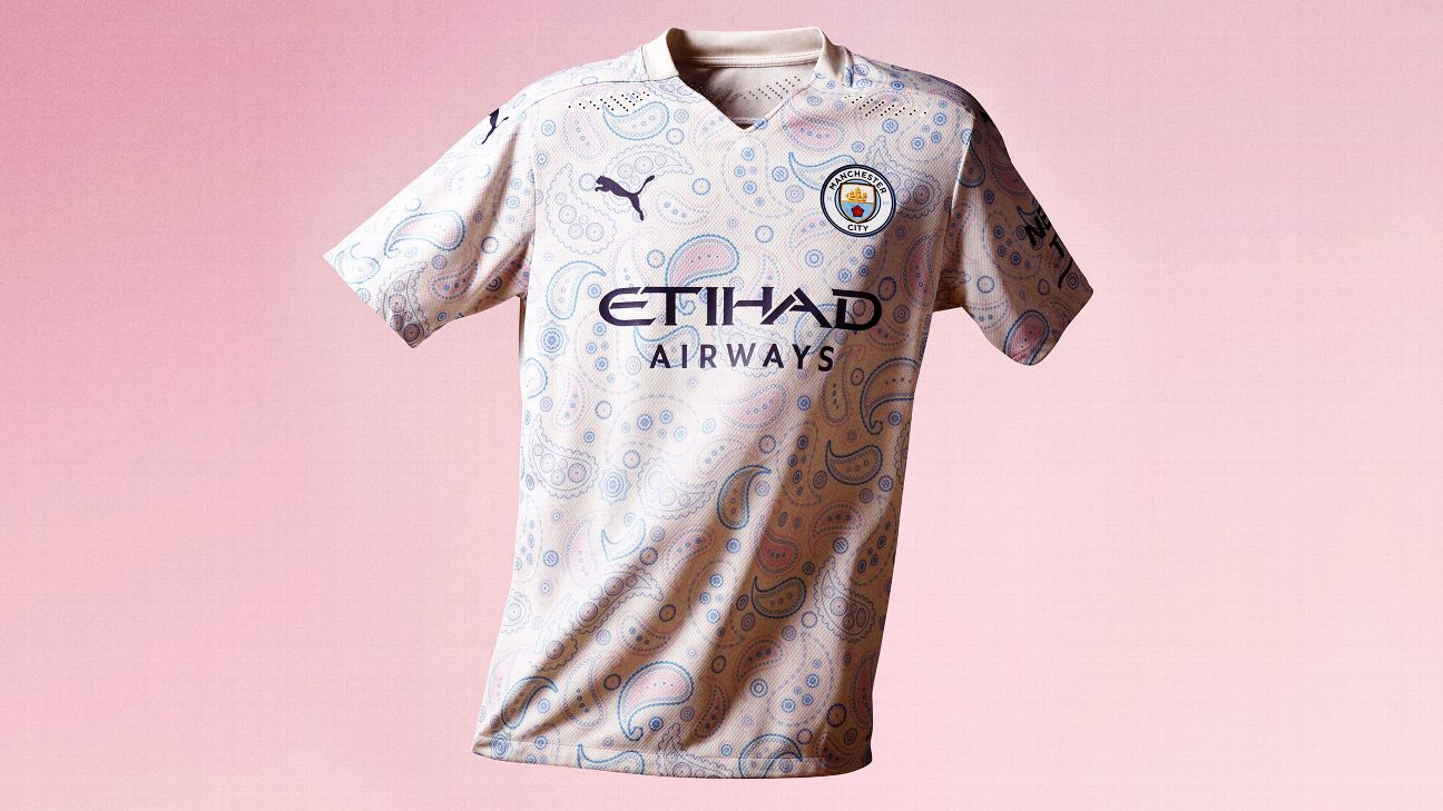 Premier League 2020 21 Kit Power Rankings Which Club Tops The Style Table