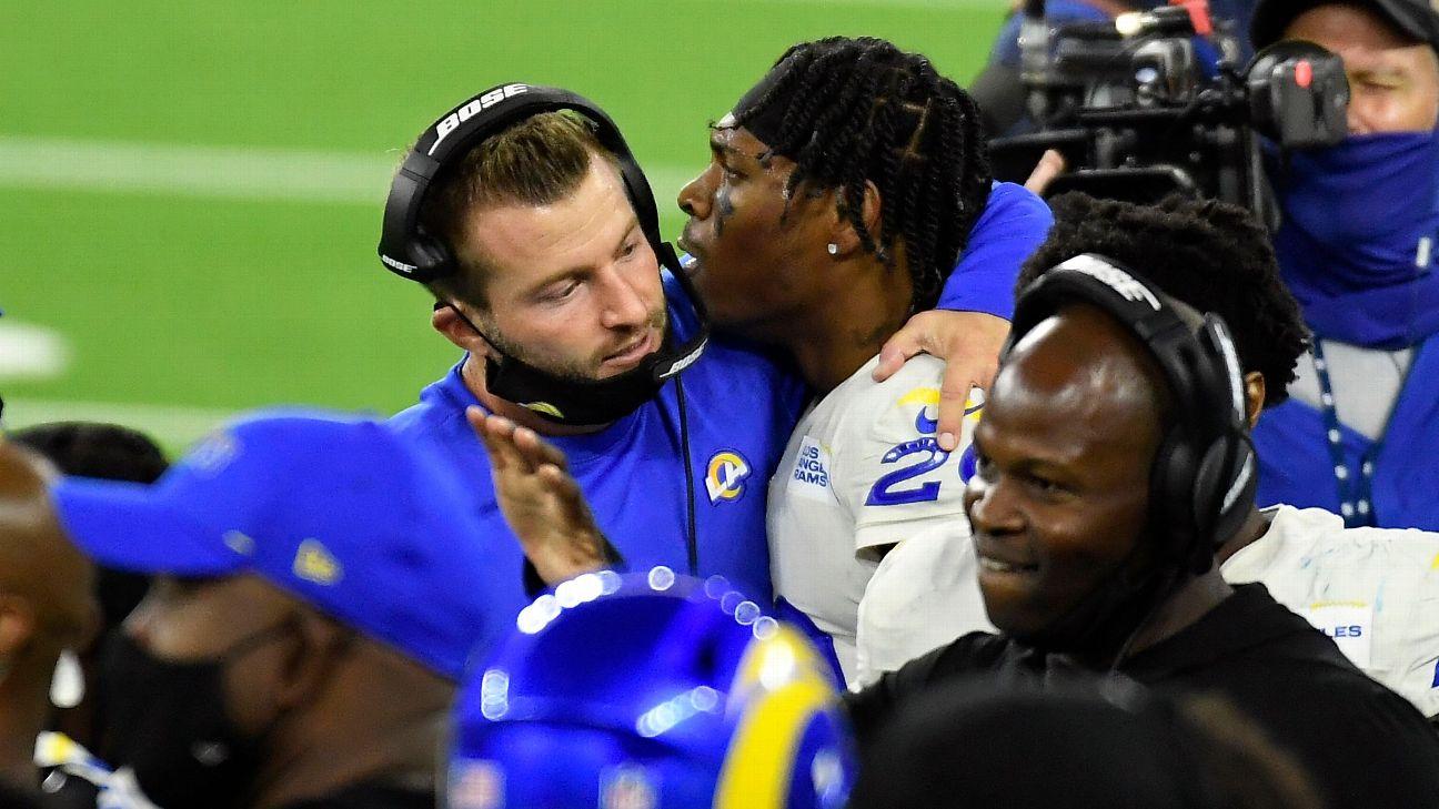NFL advierte a entrenadores por no usar cubrebocas en la banca