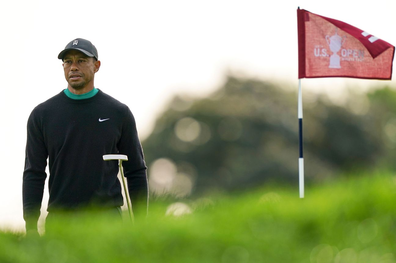 Tour boss: Support for Tiger, not golf, is No. 1