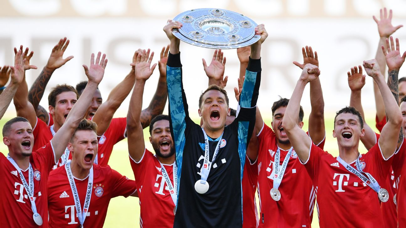 Bundesliga 2020 21 Season Preview Bayern Tipped To Win Again Players To Watch Explaining 50 1 Rule