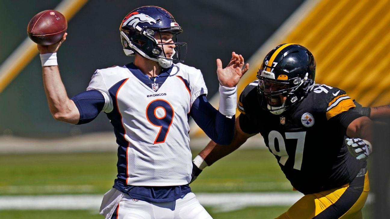 Who is new Broncos' starting quarterback Jeff Driskel? - Denver ...