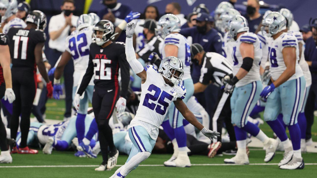 Charles Barkley Social Media Has Fun With Atlanta Falcons Collapse To Dallas Cowboys