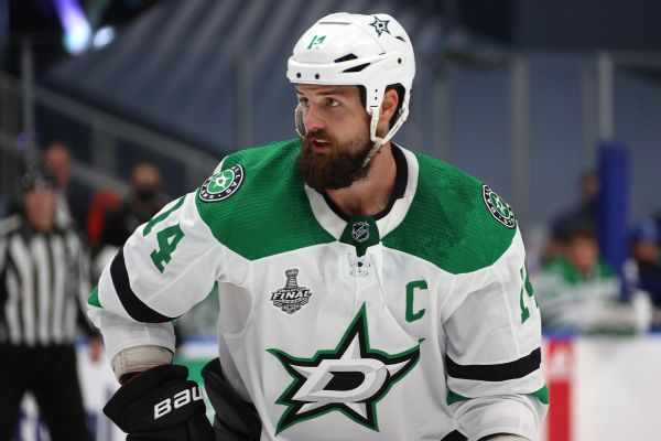 Stars upset with OT penalty: 'It's the playoffs'