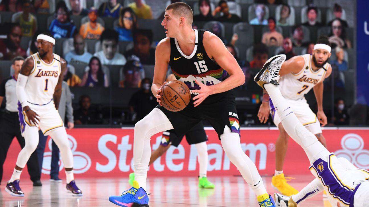Lowe on West finals: Jokic is the new Dirk