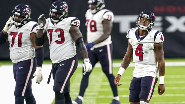 Barnwell ranks the 0-2 NFL teams: Are the Texans, Eagles and Vikings really this bad?
