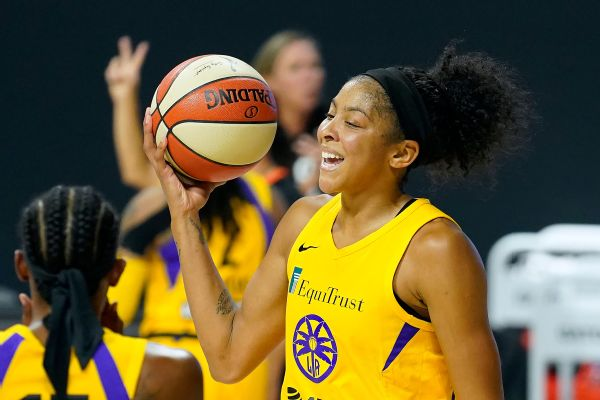 Parker named WNBA Defensive Player of the Year