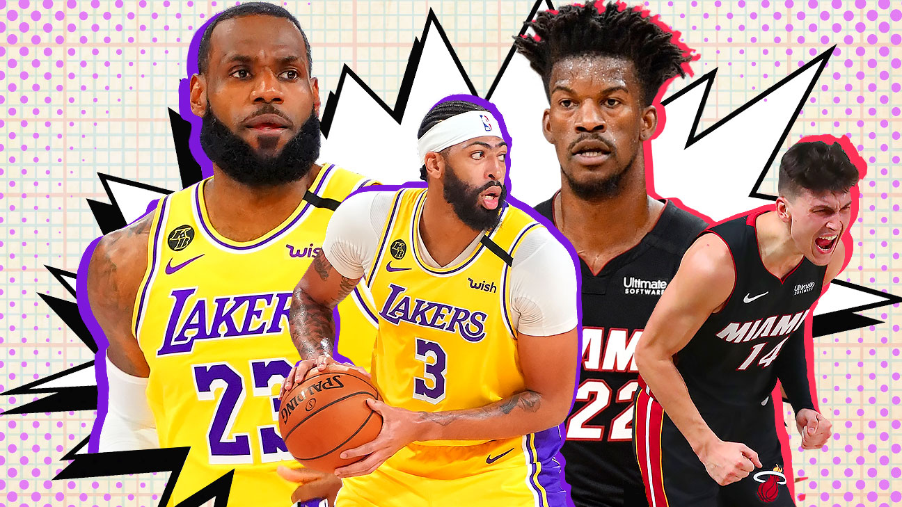 Nba Finals The Storylines And Stats That Matter Ahead Of Lakers Heat