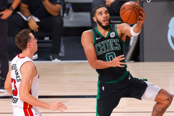 Celts 'relax,' take control in 2nd half to stay alive