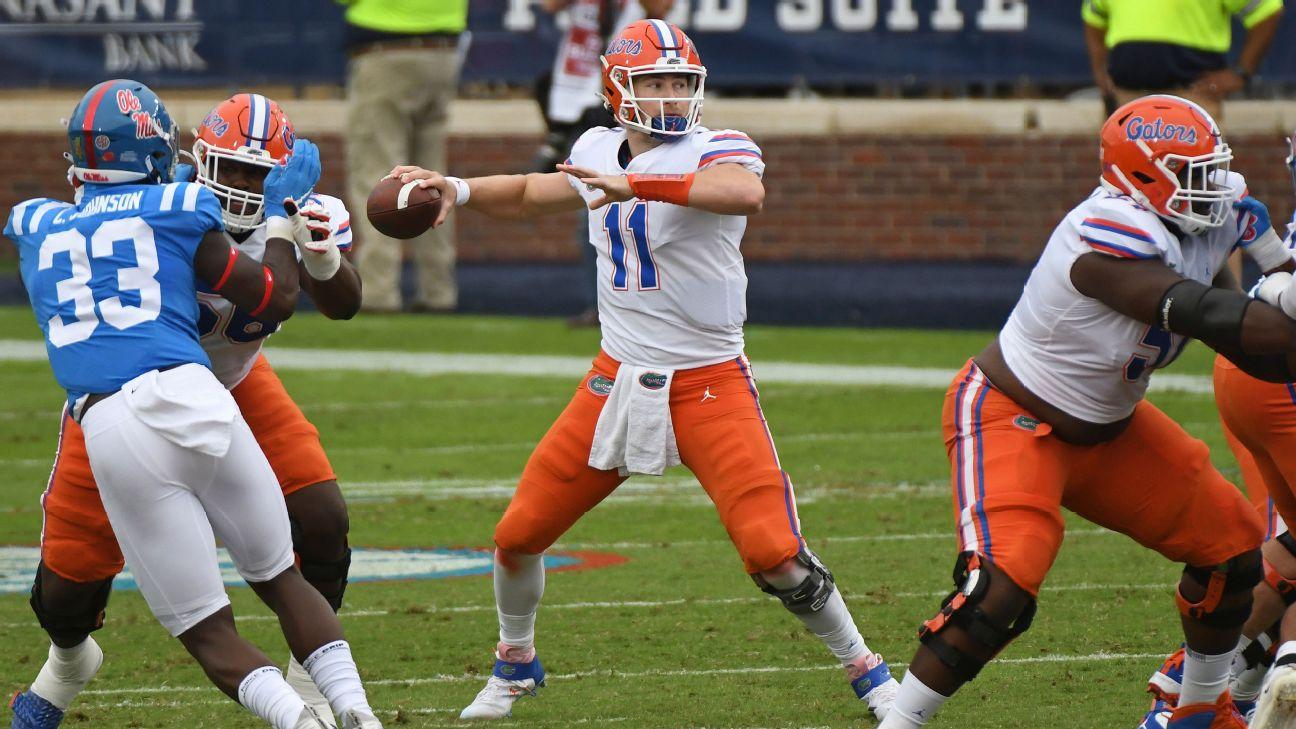 College Football Sp Rankings After Week 4 Sec Games Pac 12 Return Shake Things Up