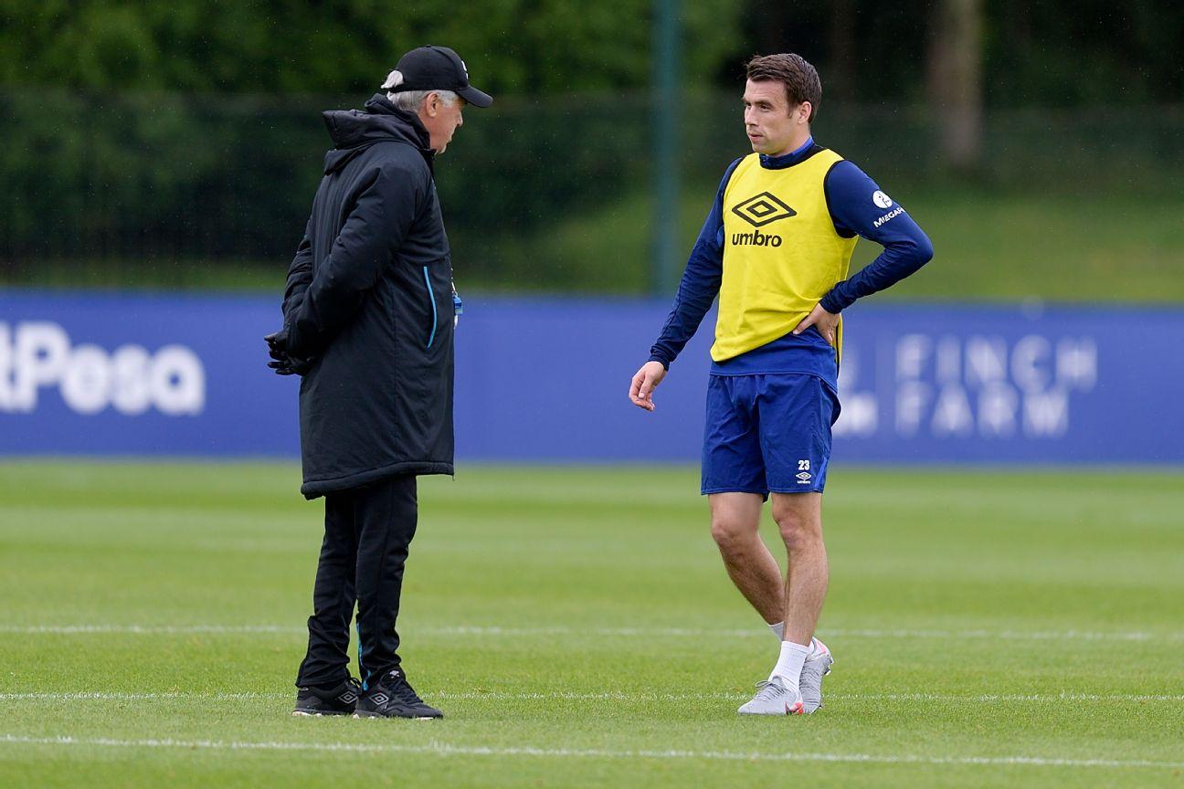 Ancelotti: Coleman like Maldini, Terry, Ramos