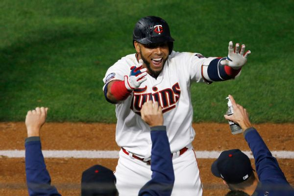 Sources: Cruz in agreement to return to Twins