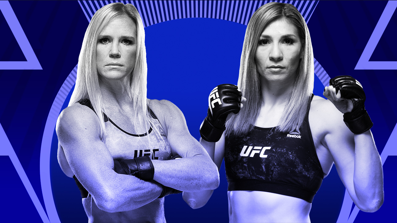 Ufc Fight Night Viewers Guide Why The Stakes Are Different This Time For Holly Holm