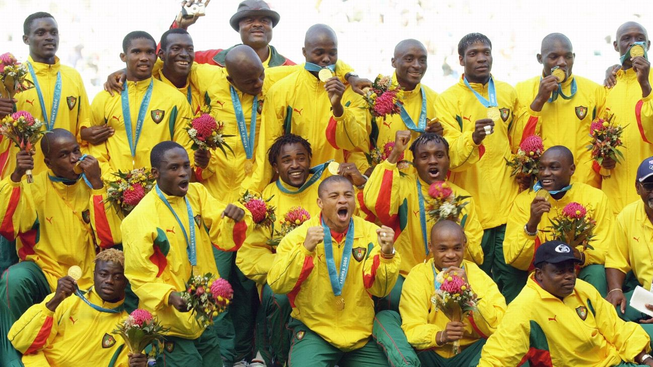 Cameroon's gold-medal winning squad at the Sydney 2000 Olympics: Where are  they now?