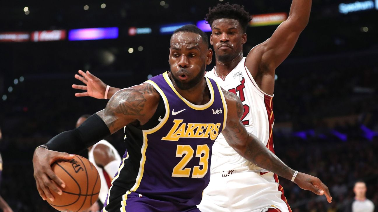Nba Finals Predicting Who Wins Lakers Heat And Why