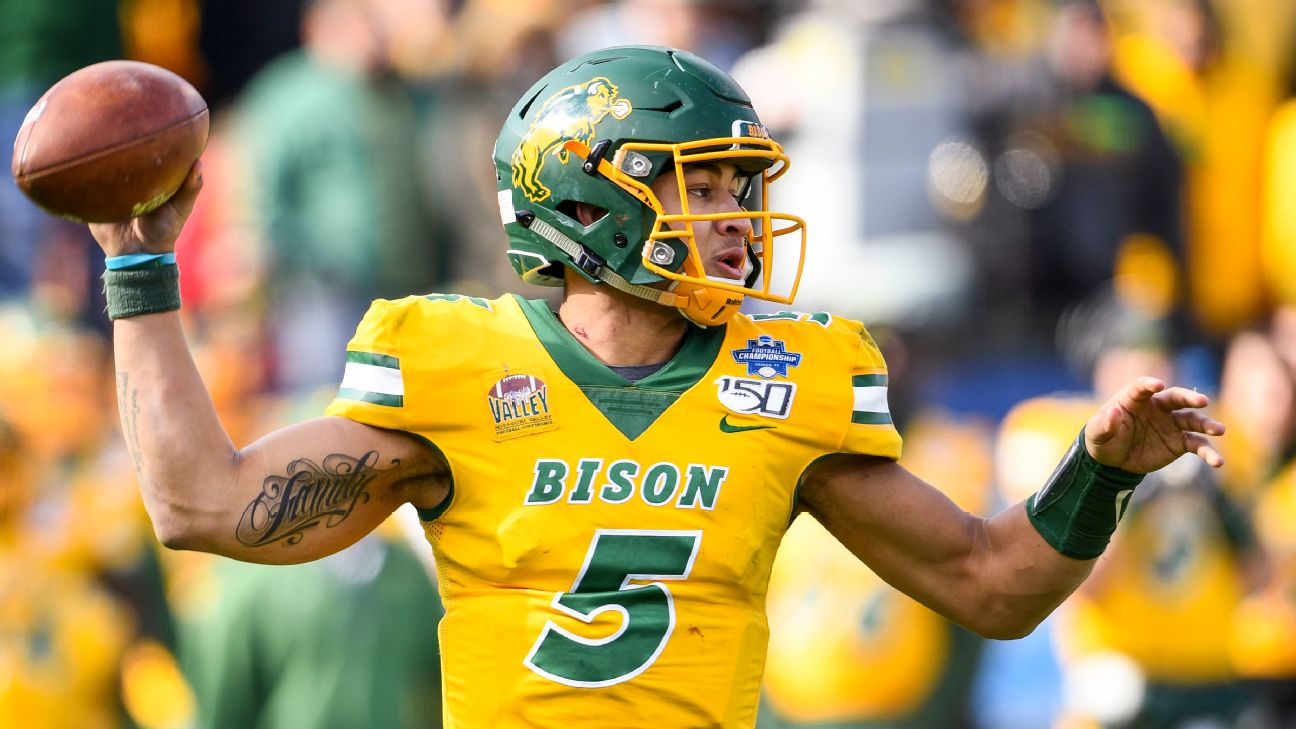 Who is Trey Lance? Meet the NFL draft darling playing only once this fall